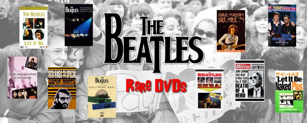Rare Beatles DVDs - Sweet N Evil Video