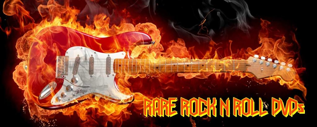 Rock N Roll DVDs - Sweet N Evil Video