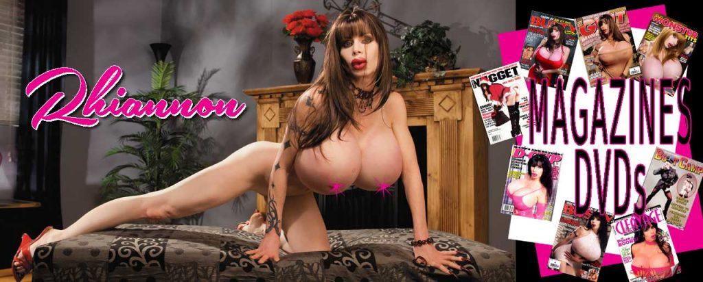 Rhiannon Magazines & DVDs - Sweet N Evil Video