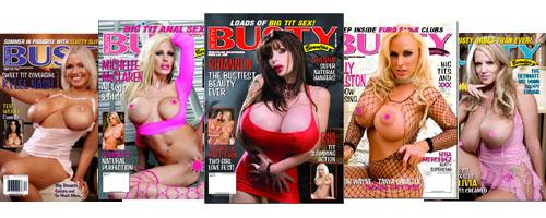 Busty Beauties Magazine