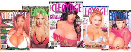 Cleavage Magazine