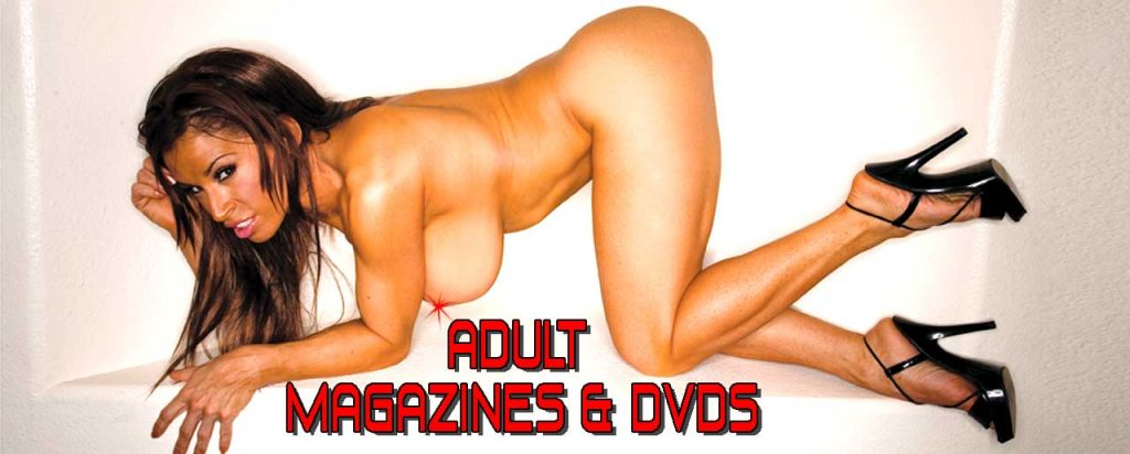 Big Boob Magazines & DVDs - Sweet N Evil Video