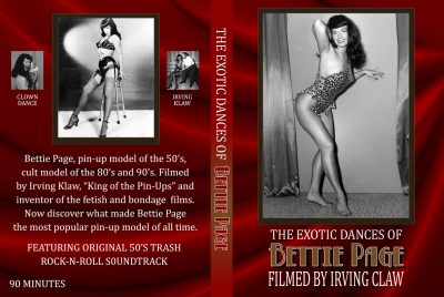 Exotic Dances of Bettie Page