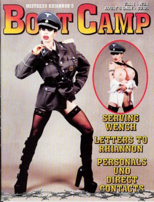 Mistress Rhiannon's Boot Camp - Volume 1 - 1