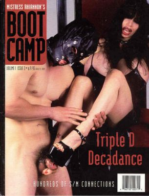 Mistress Rhiannon's Boot Camp - Volume 1 - 3