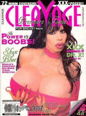 Cleavage Winter 2004