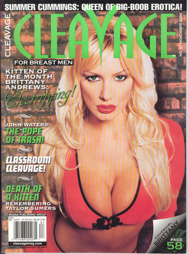 Cleavage November 2004