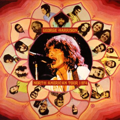 George Harrison Live 1974 North American Tour - CD Chicago 11/30/74