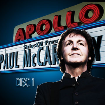 Paul McCartney - Live at the Apollo Theater, NYC