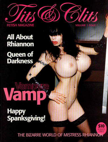 Mistress Rhiannon's Tits & Clits - Volume 1 - 1