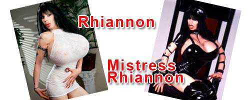 Rhiannon / Mistress Rhiannon