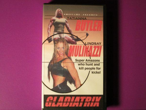 Gladiatrix - Awe Films - Sweet N Evil