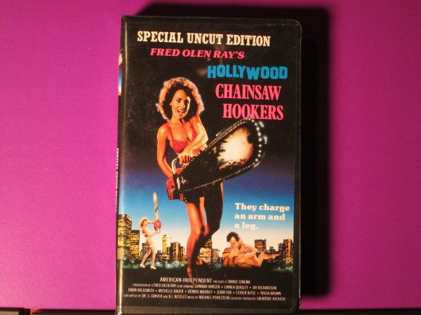 Hollywood Chainsaw Hookers - Linea Quigley - Sweet N Evil
