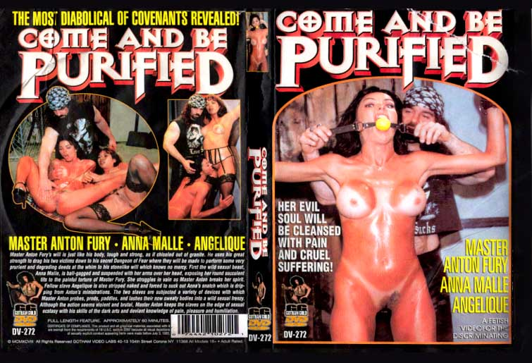 Anton Fury - Anna Malle - Come and Be Purified